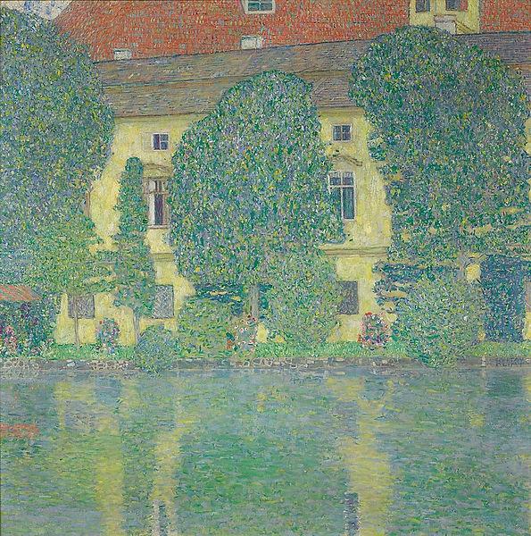 891px-Gustav_Klimt_-_Schloss_Kammer_am_A