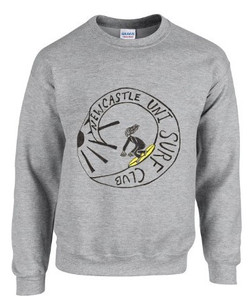 Newcastle Surf Club Jumper Commission