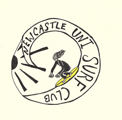 Newcastle Surf Club Logo
