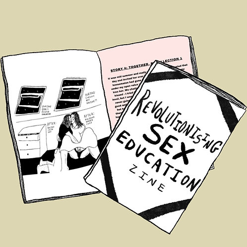Sex Education Zine