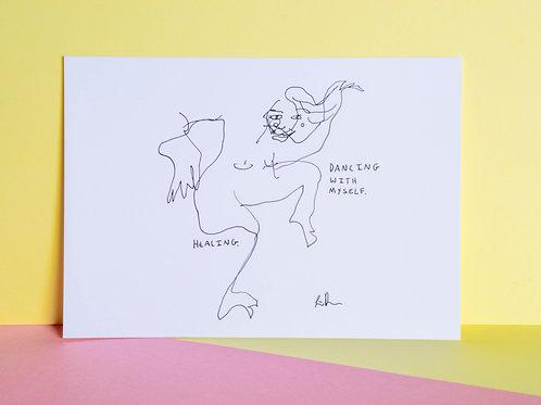 Postcard Set (X5)