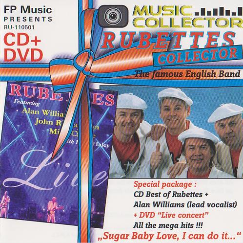 Rubettes Collector CD+DVD