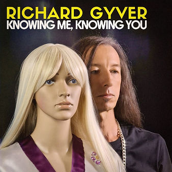 Richard Gyver - Knowing Me, Knowing You.