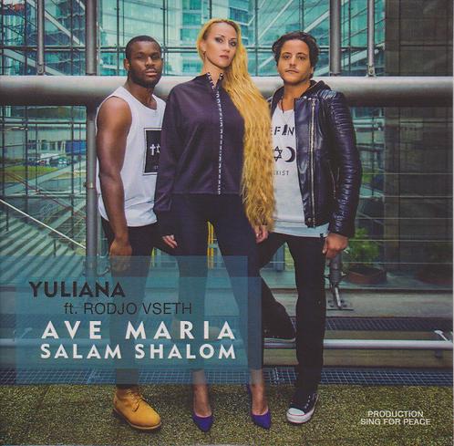 Ave Maria Salam Shalom - Yuliana