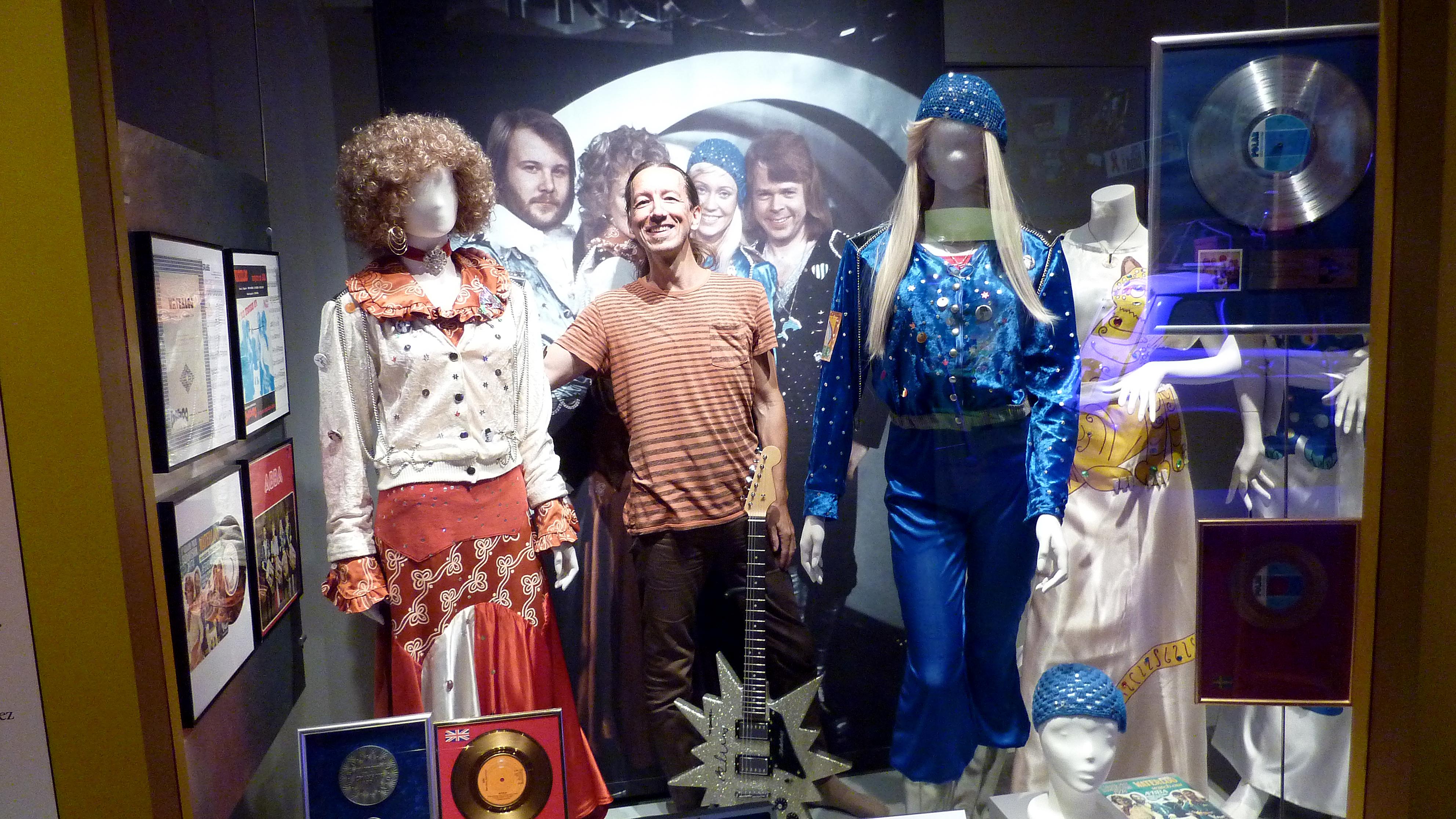 The Waterloo Showcase at MuPop Museum