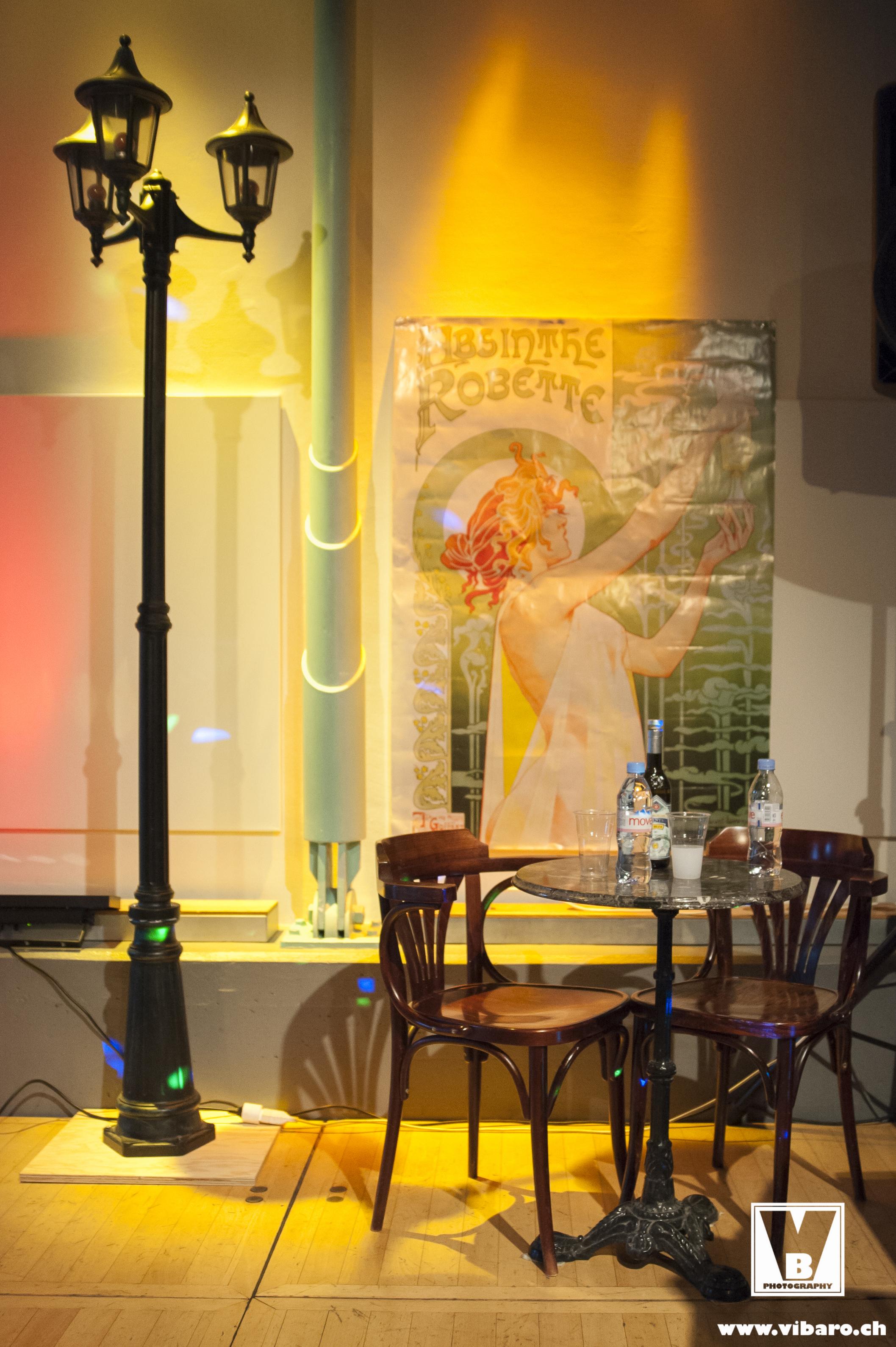 Le Café de la Fleur de Lys