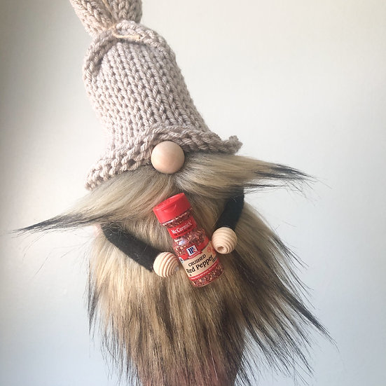 Crushed Red Pepper Gnome