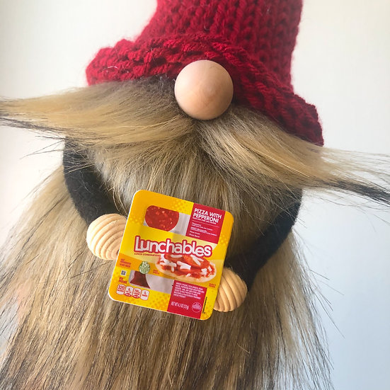 Lunchables Gnome