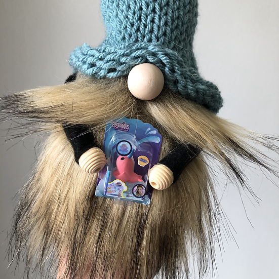 Fingerling toy Gnome