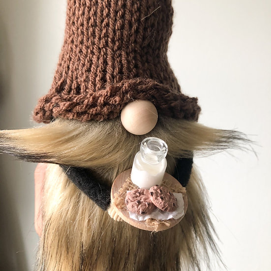 Cookies and Milk Gnome