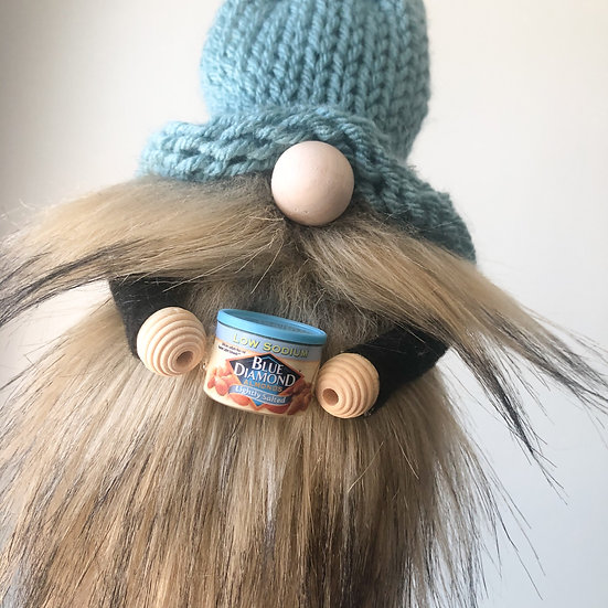 Salted Almond Gnomes