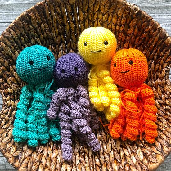 Knit JellyFish