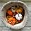 Thumbnail: Small Knit Decorative Pumpkins