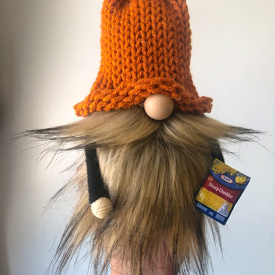 Shredded Cheese Gnome