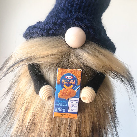 Mac and Cheese Gnome
