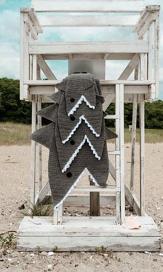 Adult Shark Tail Blanket