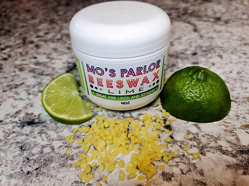 Mo's Parlor Beeswax- LIME