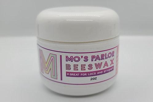 Mo's Parlor Beeswax 2oz