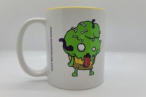 Zombie Cupcake Mug Style 1