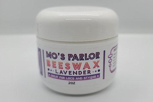 Mo's Parlor Beeswax Lavender 2oz