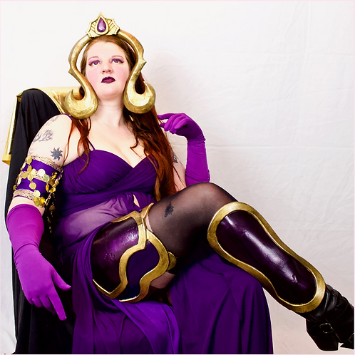 LILIANA VESS LEG AND THIGH ARMOR