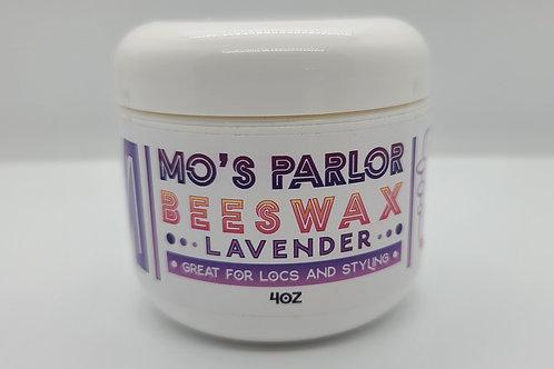 Mo's Parlor Lavender Beeswax 4oz