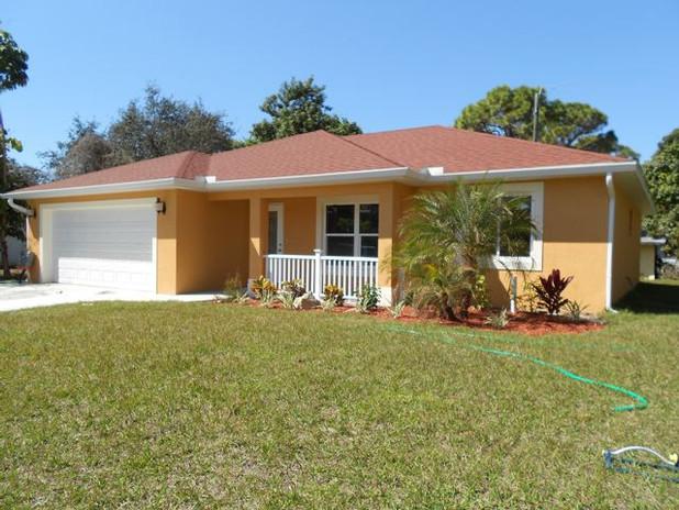 New Custom Home - Sarasota, FL