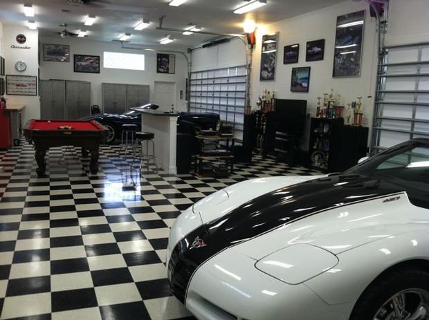 Custom Interior Garage - Sarasota, FL