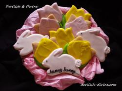 Hunny Bunny/Spring Flower