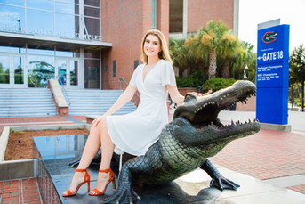 Sitting on Gator