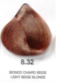 colore in crema n° 8.32