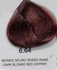 colore in crema n ° 6.64