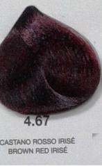 colore in crema n ° 4.67