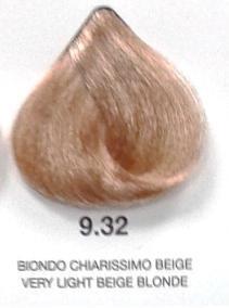 colore in crema n° 9.32