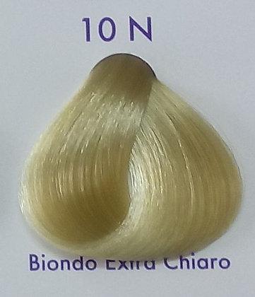 colore in olio n ° 10  biondo  extra chiarissimo