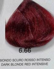 colore in crema n ° 6.66