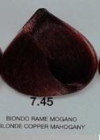 colore in crema n ° 7.45
