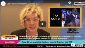Les Nouvelles-Orléans: 27 avril 2021