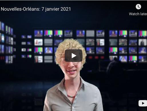 Les Nouvelles-Orléans: 7 janvier 2021