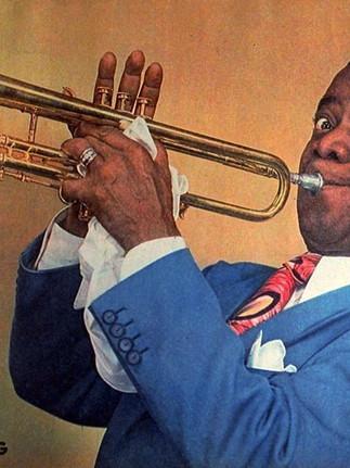 À la mémoire de Louis Armstrong, cinquante ans plus tard