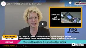 Les Nouvelles-Orléans: 29 mars 2021