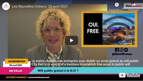 Les Nouvelles-Orléans: 20 avril 2021