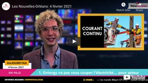 Les Nouvelles-Orléans: 4 février 2021