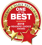 One Of The Best 2019-2020 TDT Award.png