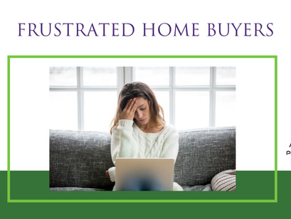 Why waiting until next year isn't a good strategy for frustrated homebuyers.