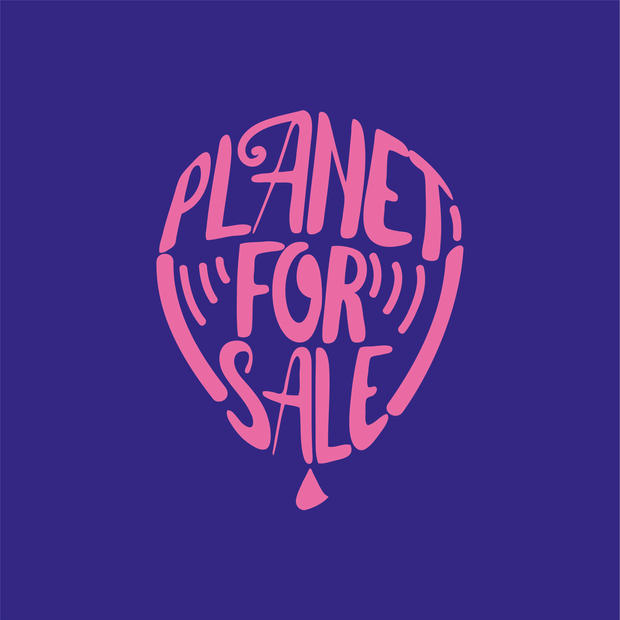 Official PLANET FOR SALE