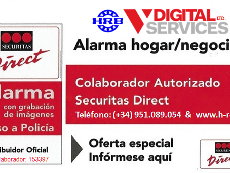 Colaboración con Securitas Direct