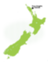 Map of NZ