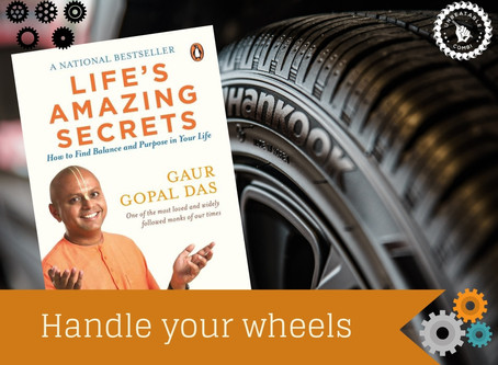 Book Review: 'Life's Amazing Secrets' by Gaur Gopal Das