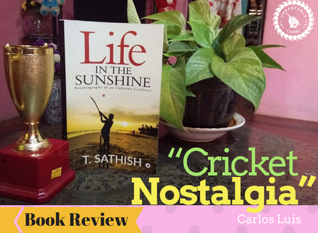 Book Review: 'Life in the Sunshine' by T. Sathish